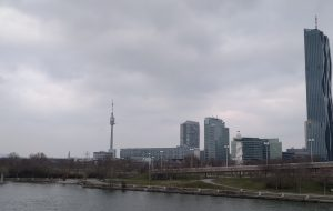 "Donauinsel: ""The island"" in the middle of Vienna"