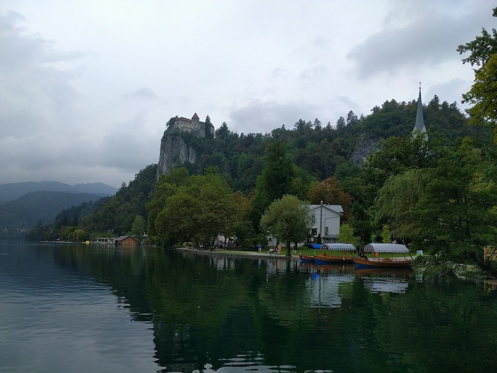 Lake Bled Castle