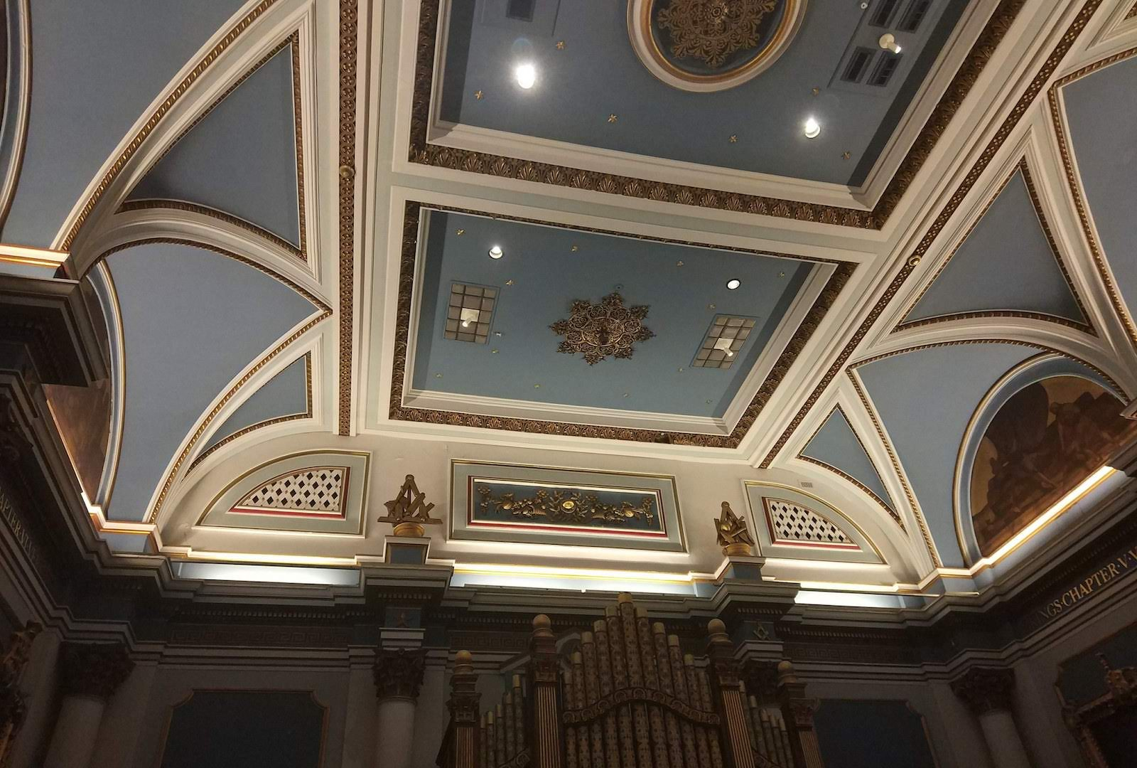 Culture Night Dublin 2018: Freemasons & Earthquakes in the Library